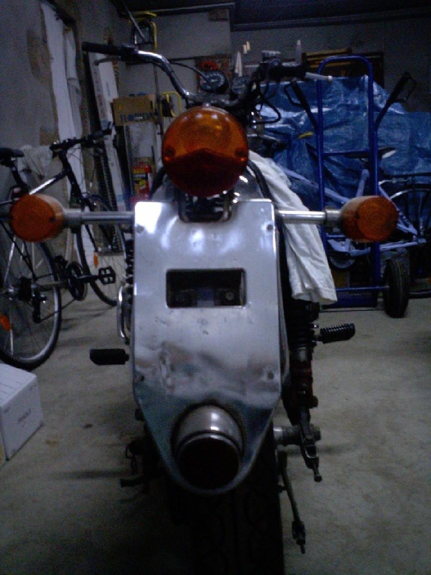 outil Honda CB 750 four k0-k6 cruciforme vis gratter et poignée