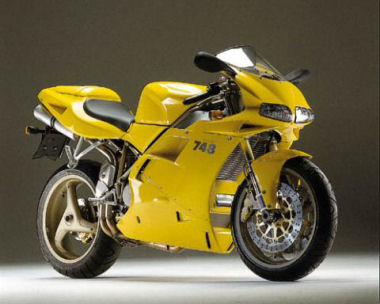 Retour d'exp... Ducati 748s Review
